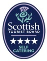 Scottish tourist Board: Four Star Self Catering